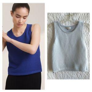 Aritzia Babaton ARLIK Sleeveless Knit Top